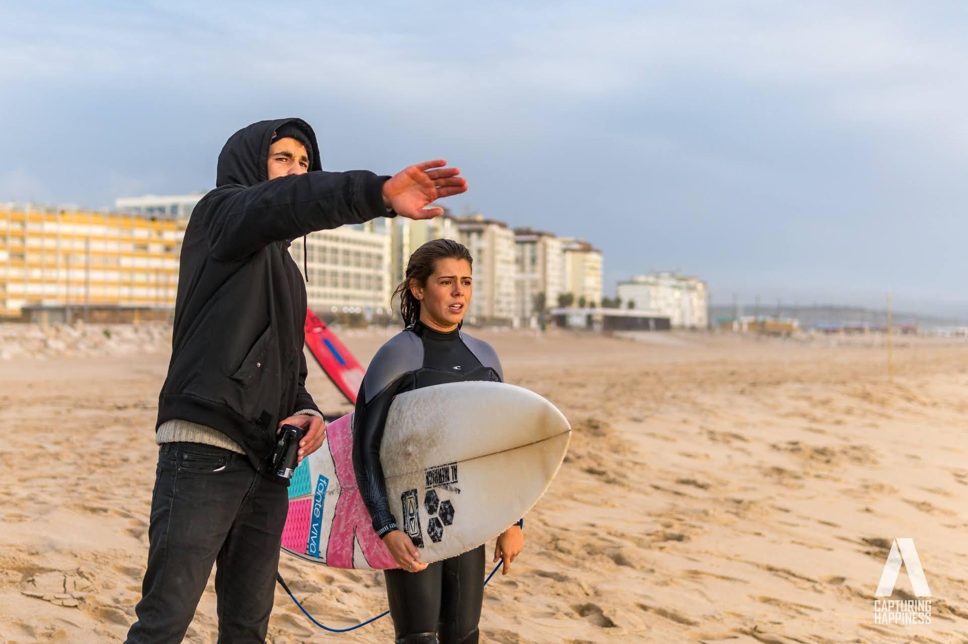 surfcoach Enjoy Surf project